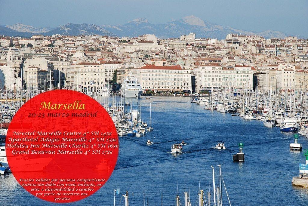 Marsella 20 23 marzo viajes callejeando por el mundo - Aparthotel adagio marseille vieux port ...