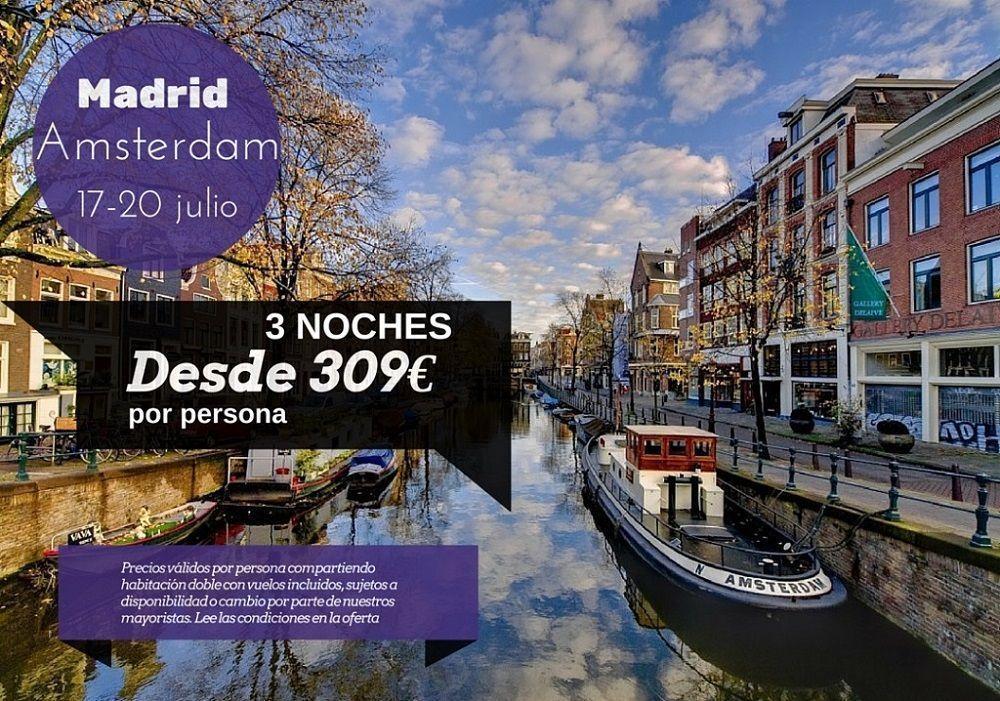Amsterdam 17-20 julio