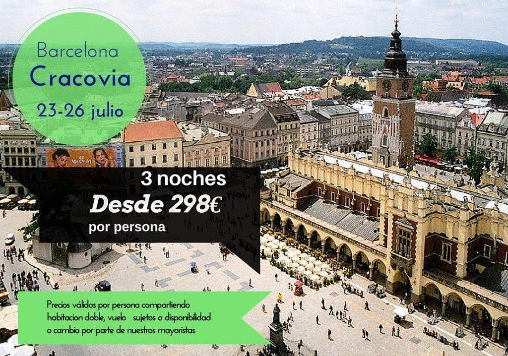 Cracovia 23-26 julio