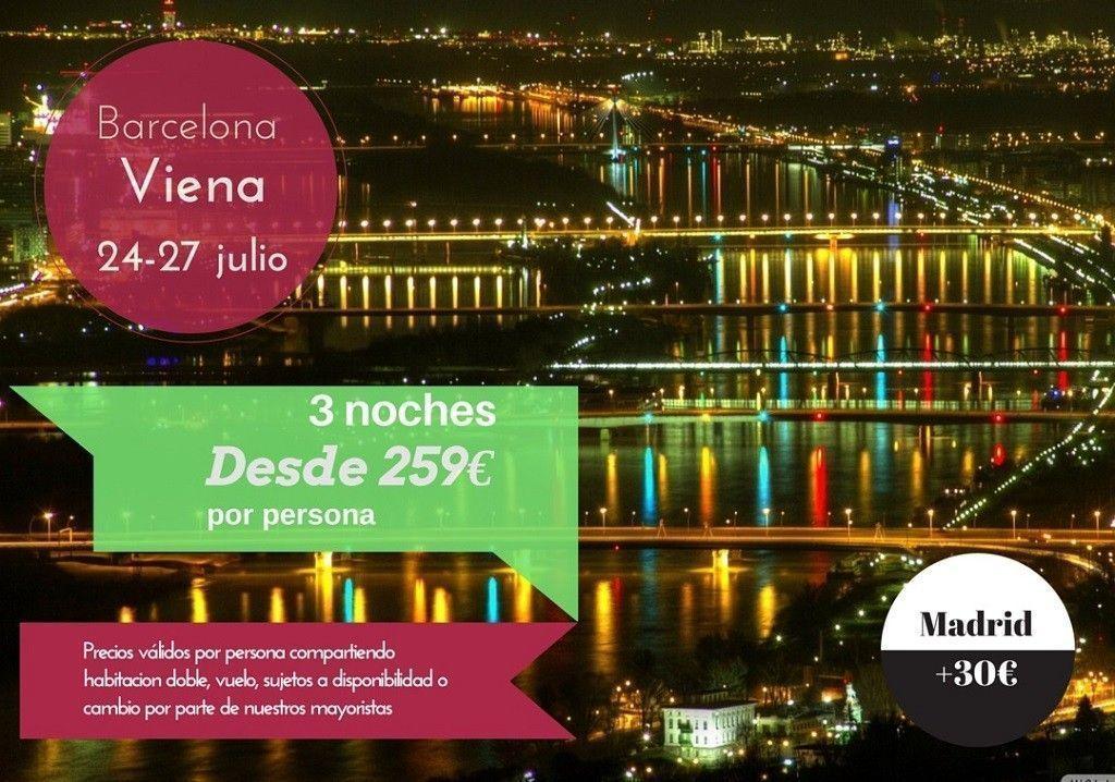 Viena 24-27 julio