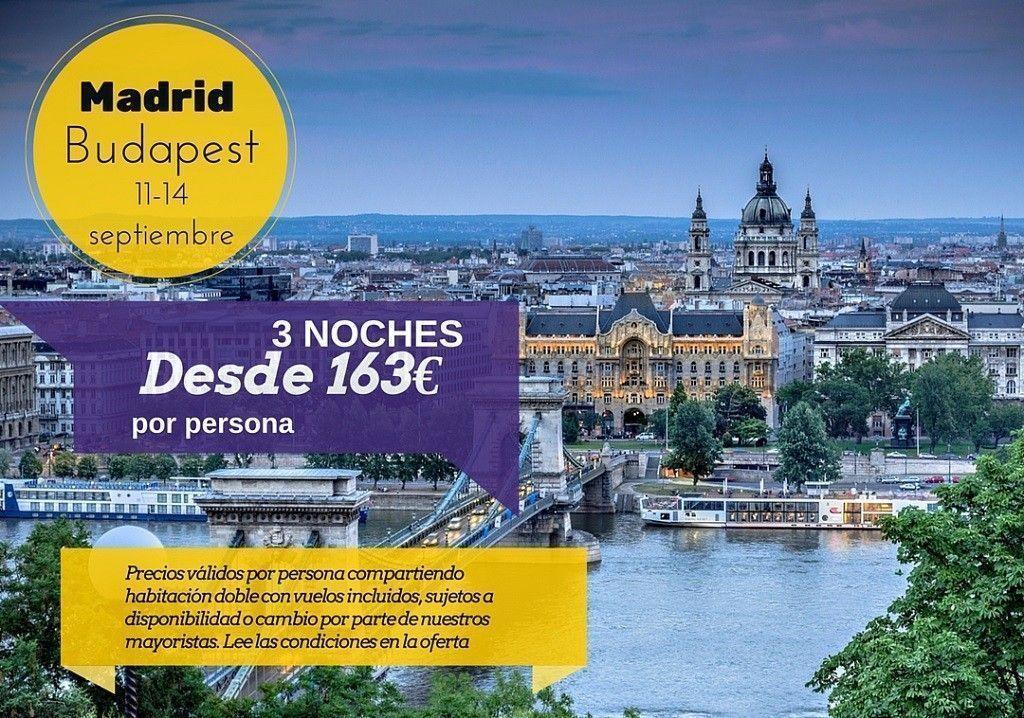Budapest 11-14 septiembre