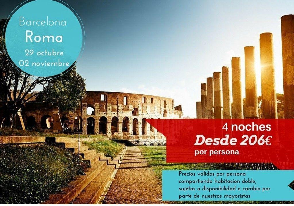 Roma 29 octubre 02 noviembre