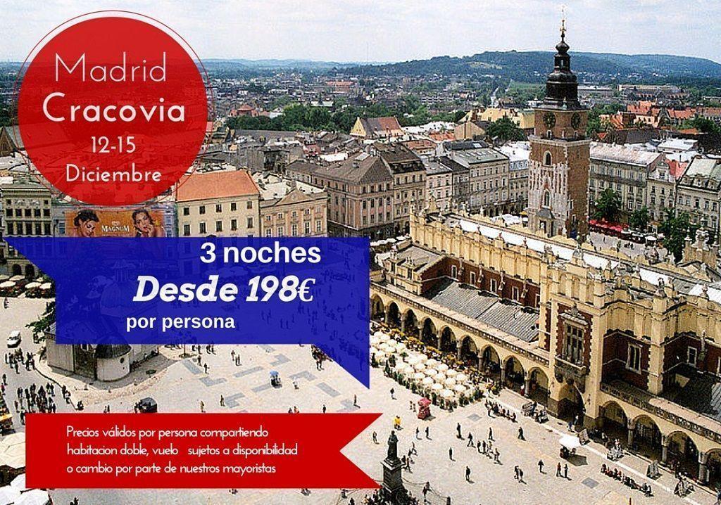 Cracovia 12-15 diciembre