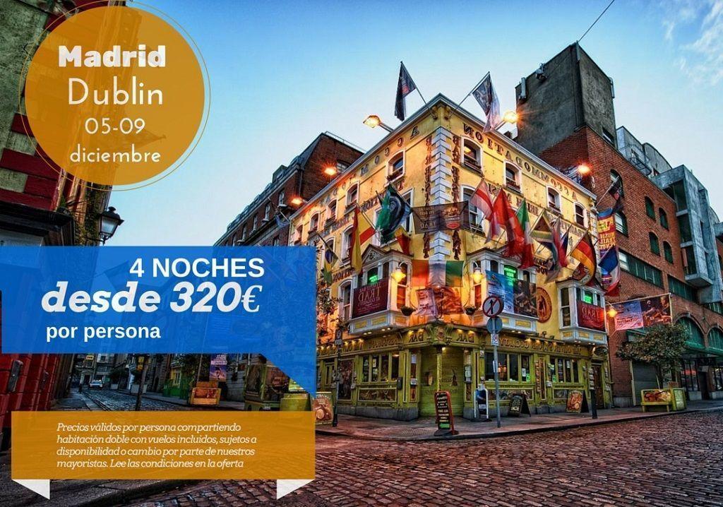 Dublin 05-11 diciembre