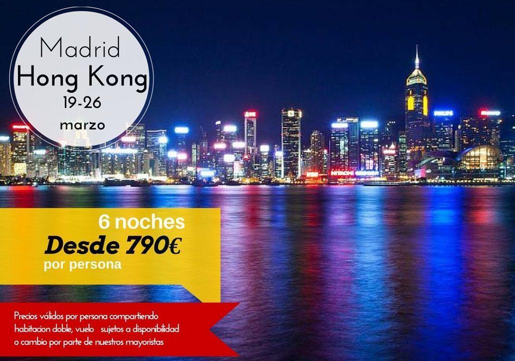 hong kong 19-26 marzo