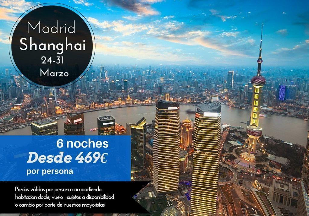 Shanghai 24 -31 marzo