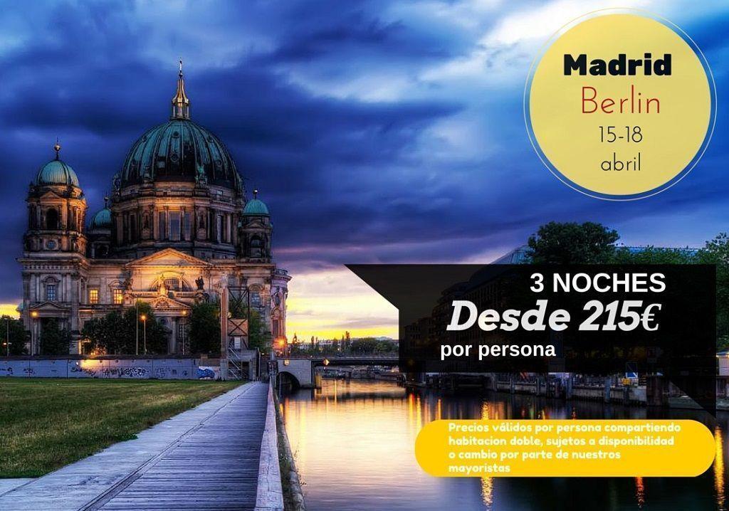 Berlin 15-18 abril