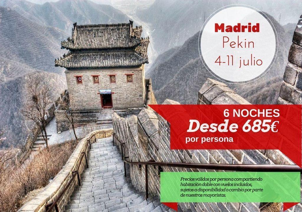 Pekin 4-11 julio
