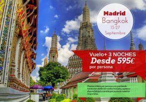 Bangkok 13-27 septiembre