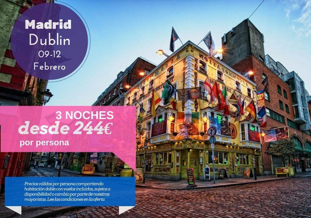 Dublin 09-12 Febrero