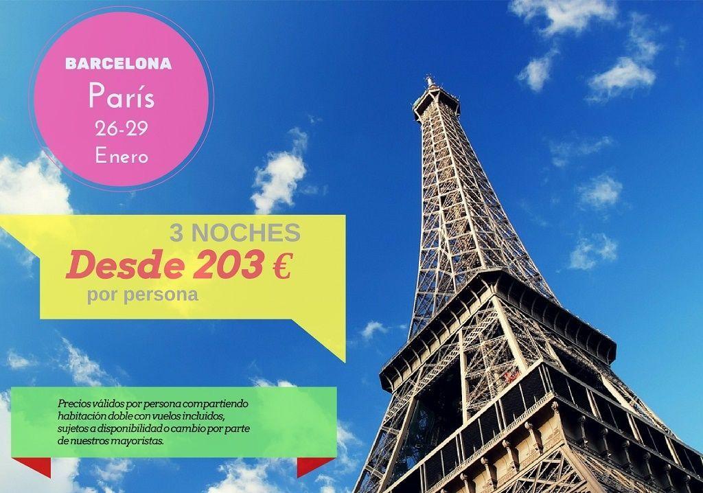 paris 26-29 enero