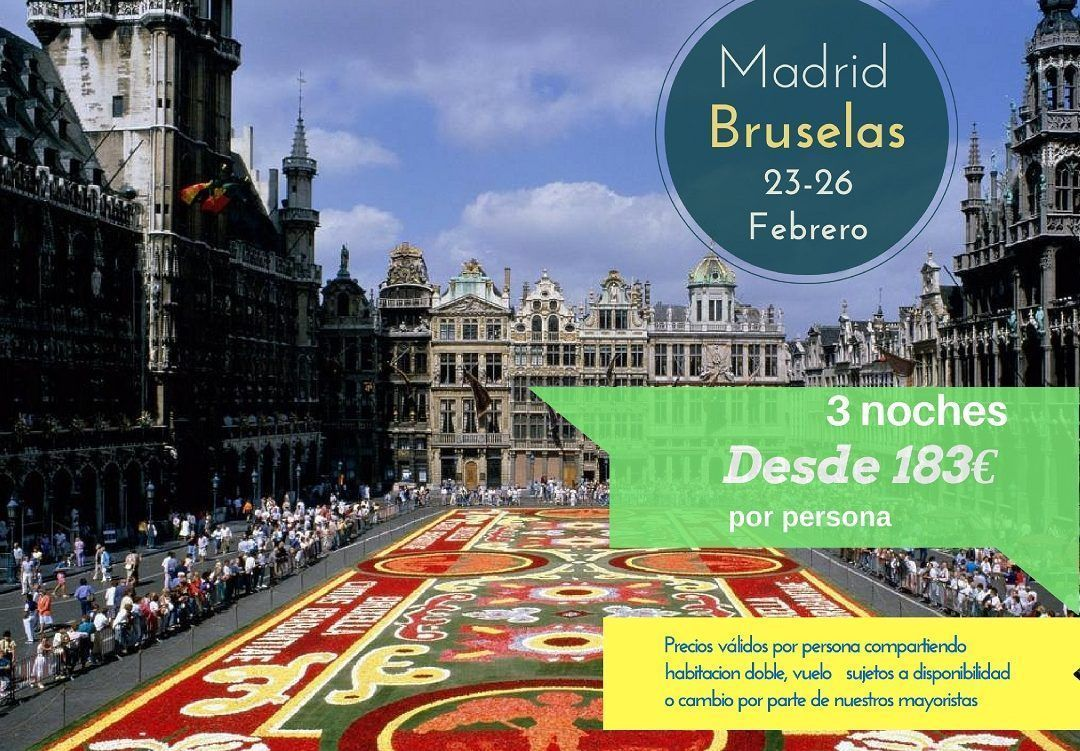 Bruselas 23-26 febrero