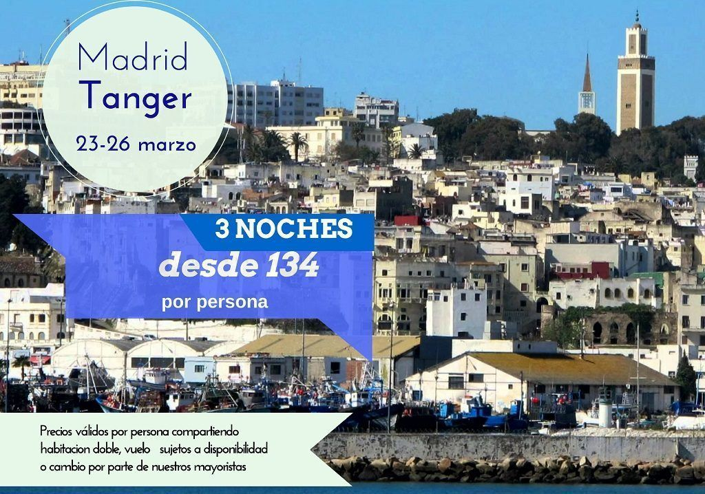 Tanger 23-26 marzo