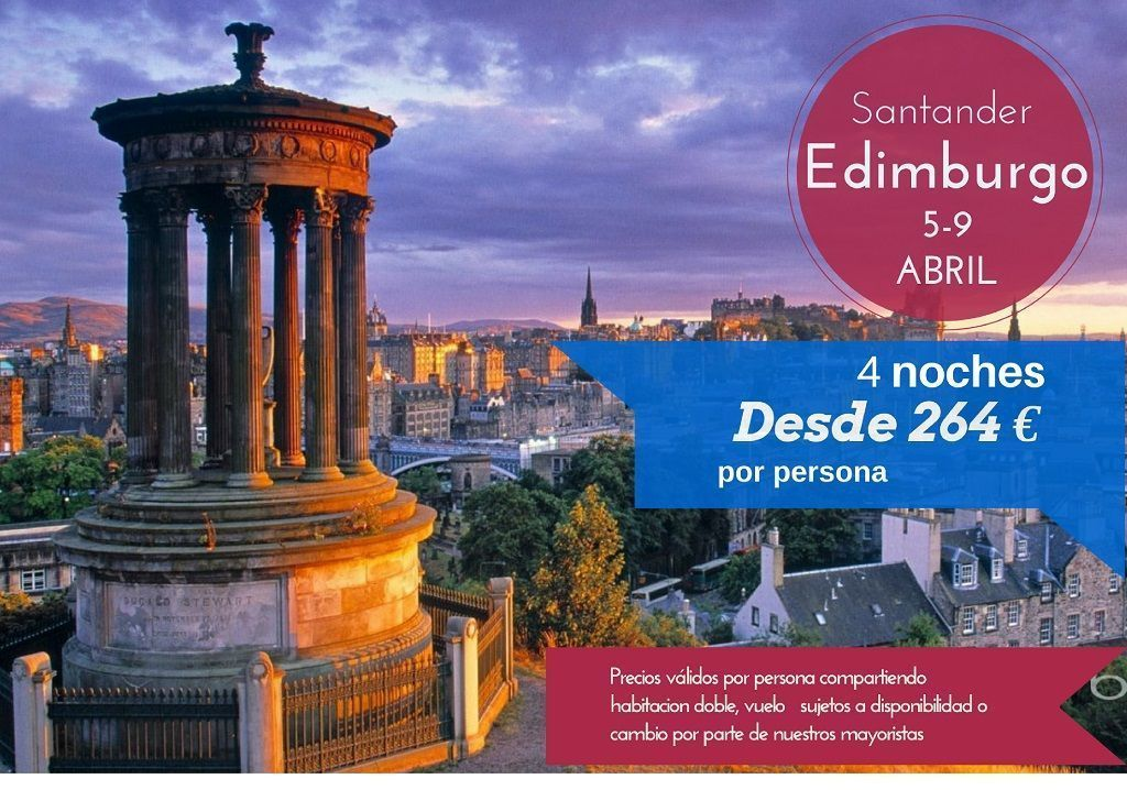 Edimburgo 5-9 Abril