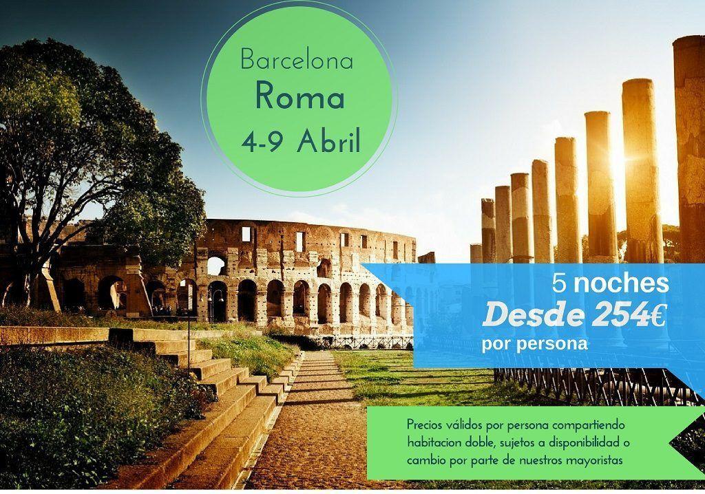 Roma 4-9 Abril