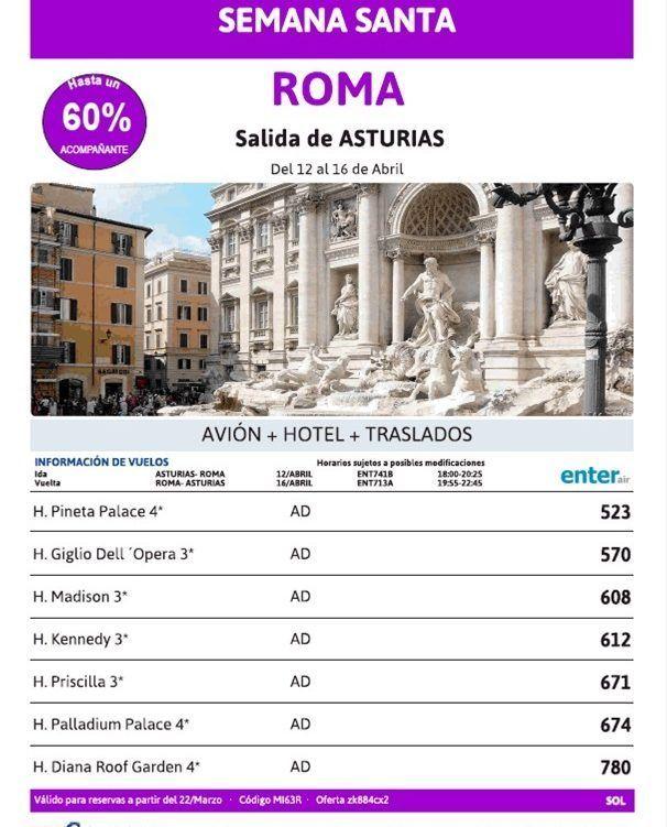 Roma semana santa