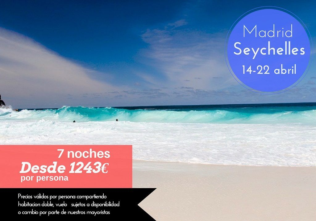 Seychelles 7 noches