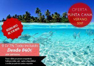 Punta cana verano 2017