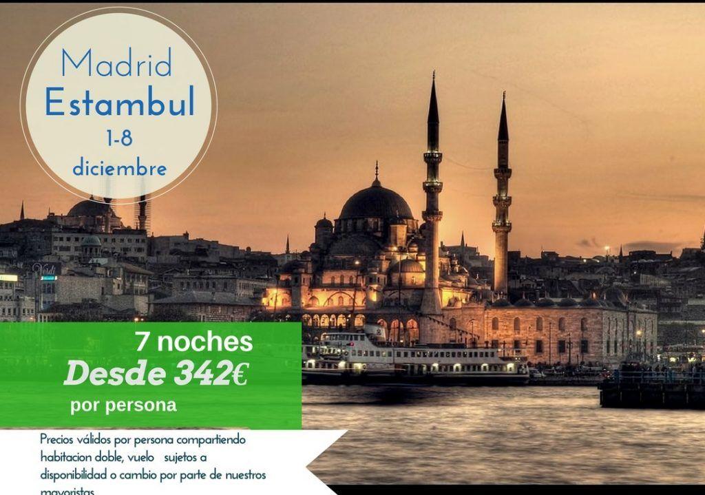 Estambul 8 DIAS 7 NOCHES